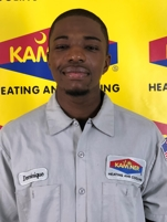 Lead Installer - Dominique Doctor